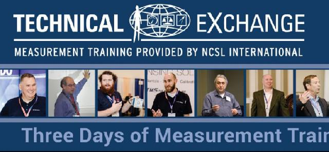 Transmille Provided Training at NCSLI Technical Exchange 2018
